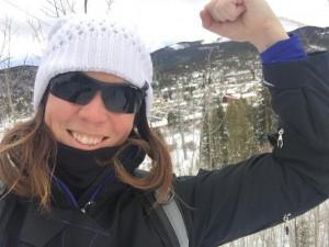 mountain-strong-arm-selfie