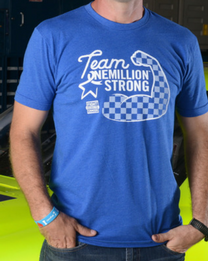 Team One Million Strong tee