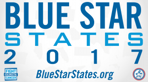 Blue Star States 2017 Logo