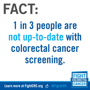 Facts and Stats | Fight Colorectal Cancer