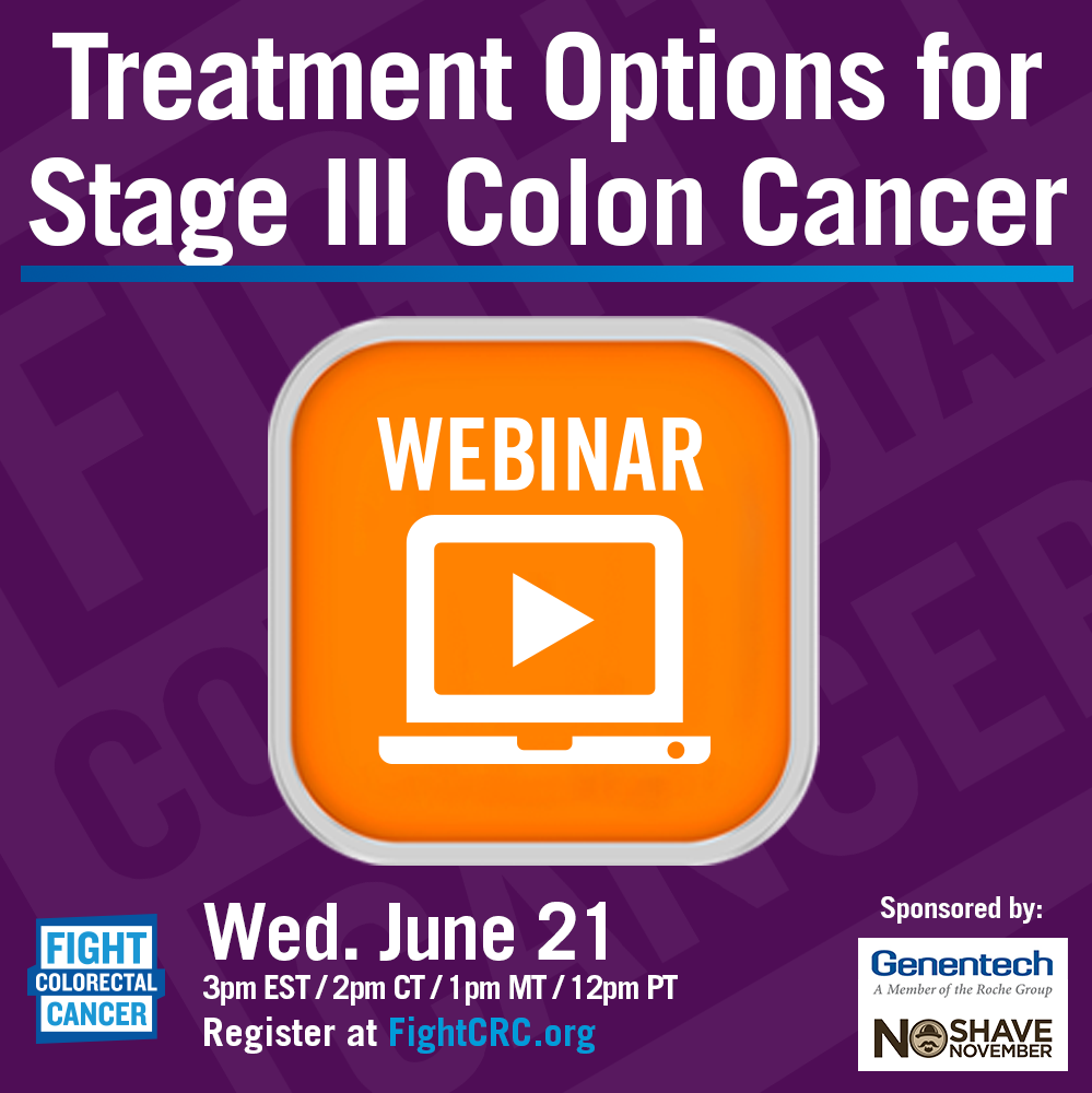 Treatment Options for Stage III Colon Cancer Patients | Fight